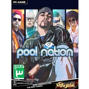 بازی  POOL NATION مخصوص PC