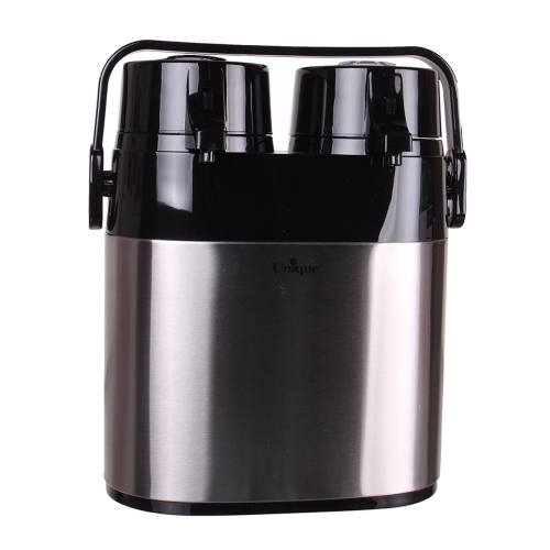 فلاسک دوقلوی یونیک مدل 9030 ظرفیت 2.6 لیتر