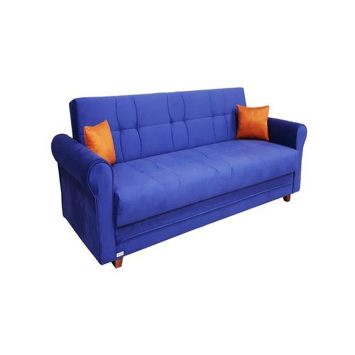کاناپه مبل تختخواب شو ( تختخوابشو ) یک نفره  آرا سوفا مدل NB13