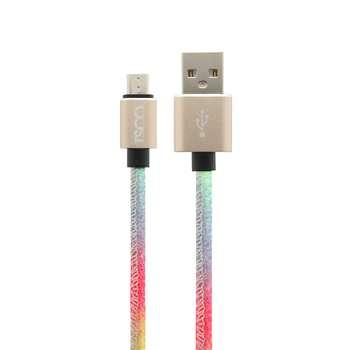 کابل تبدیل USB به microUSB تسکو مدل TC A96 طول 1 متر