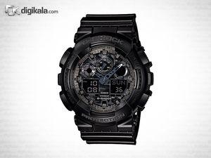 ساعت مچی مردانه کاسیو جی شاک GA-100CF-1ADR  Casio G-Shock GA-100CF-1ADR