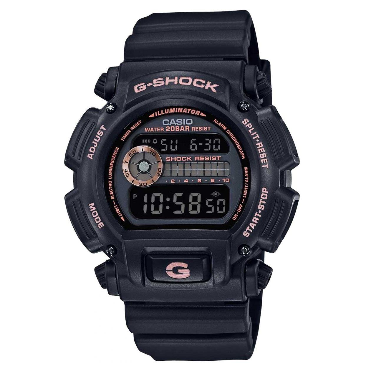 ساعت مچی دیجیتال مردانه کاسیو کد DW-9052GBX-1A4              👙