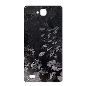 برچسب پوششی ماهوت مدل Wild-flower Texture مناسب برای گوشی  Huawei Honor 3c