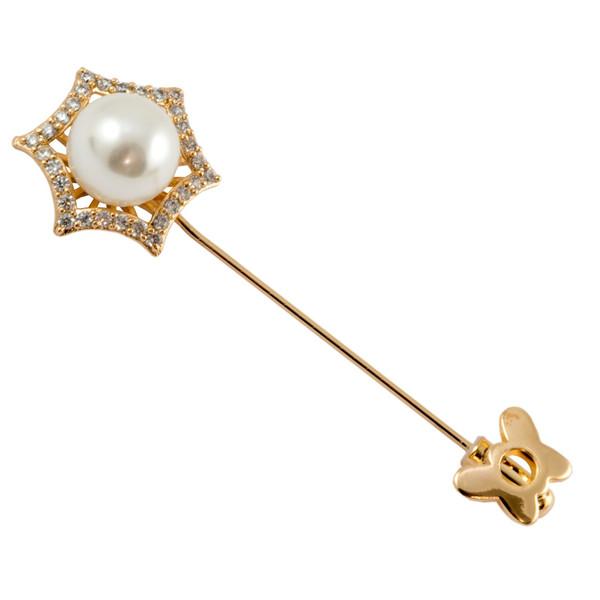 گل سینه ژوپینگ مدل ستاره مروارید