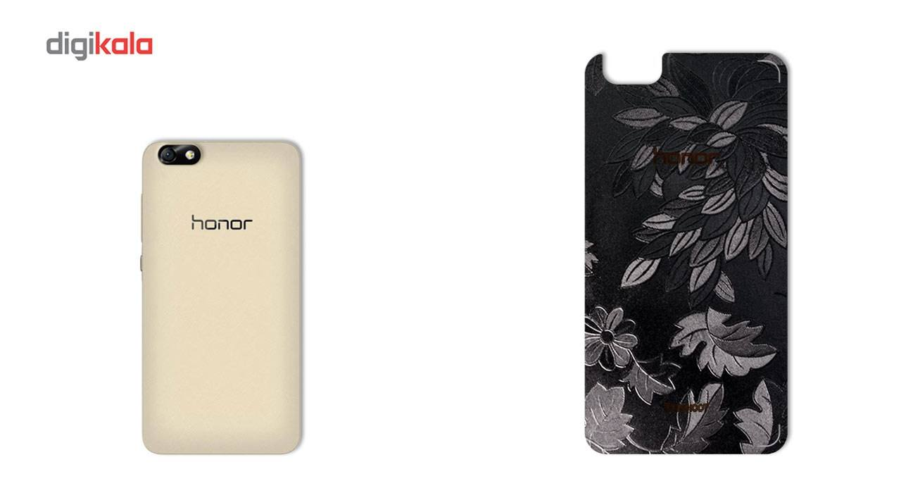 برچسب پوششی ماهوت مدل Wild-flower Texture مناسب برای گوشی  Huawei Honor 4X main 1 1