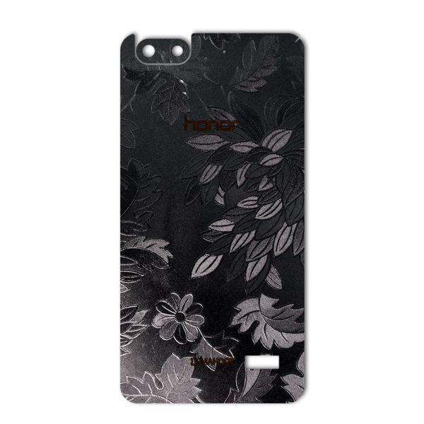 برچسب پوششی ماهوت مدل Wild-flower Texture مناسب برای گوشی  Huawei Honor 4c