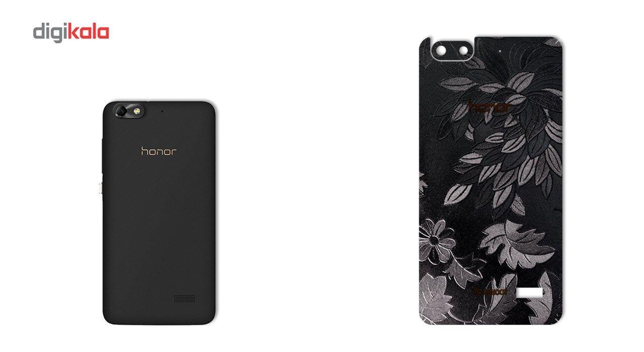 برچسب پوششی ماهوت مدل Wild-flower Texture مناسب برای گوشی  Huawei Honor 4c main 1 1