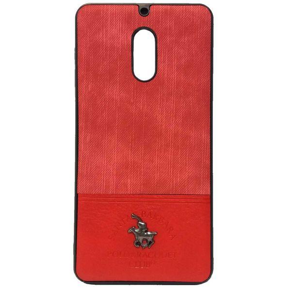 کاور سانتا باربارا مدل RUCQUET CLUB مناسب برای گوشی موبایل نوکیا 6