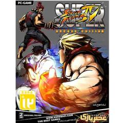 بازی Super Street Fighter IV Arcade Edition مخصوص PC