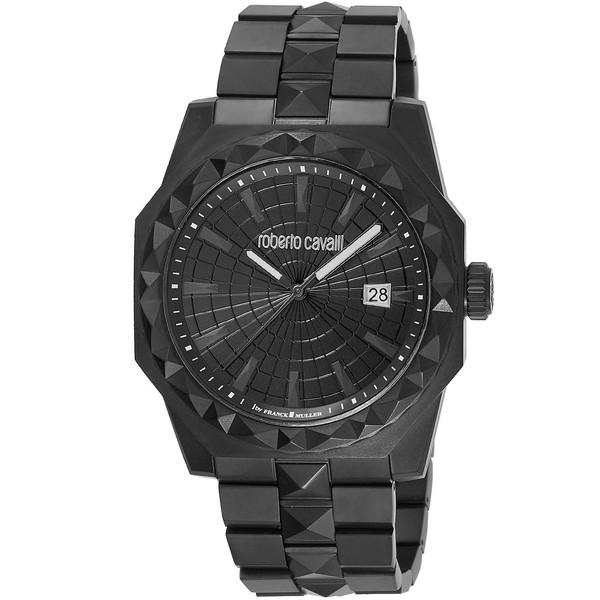 ساعت مچی عقربه ای مردانه روبرتو کاوالی مدل RV1G018M0071