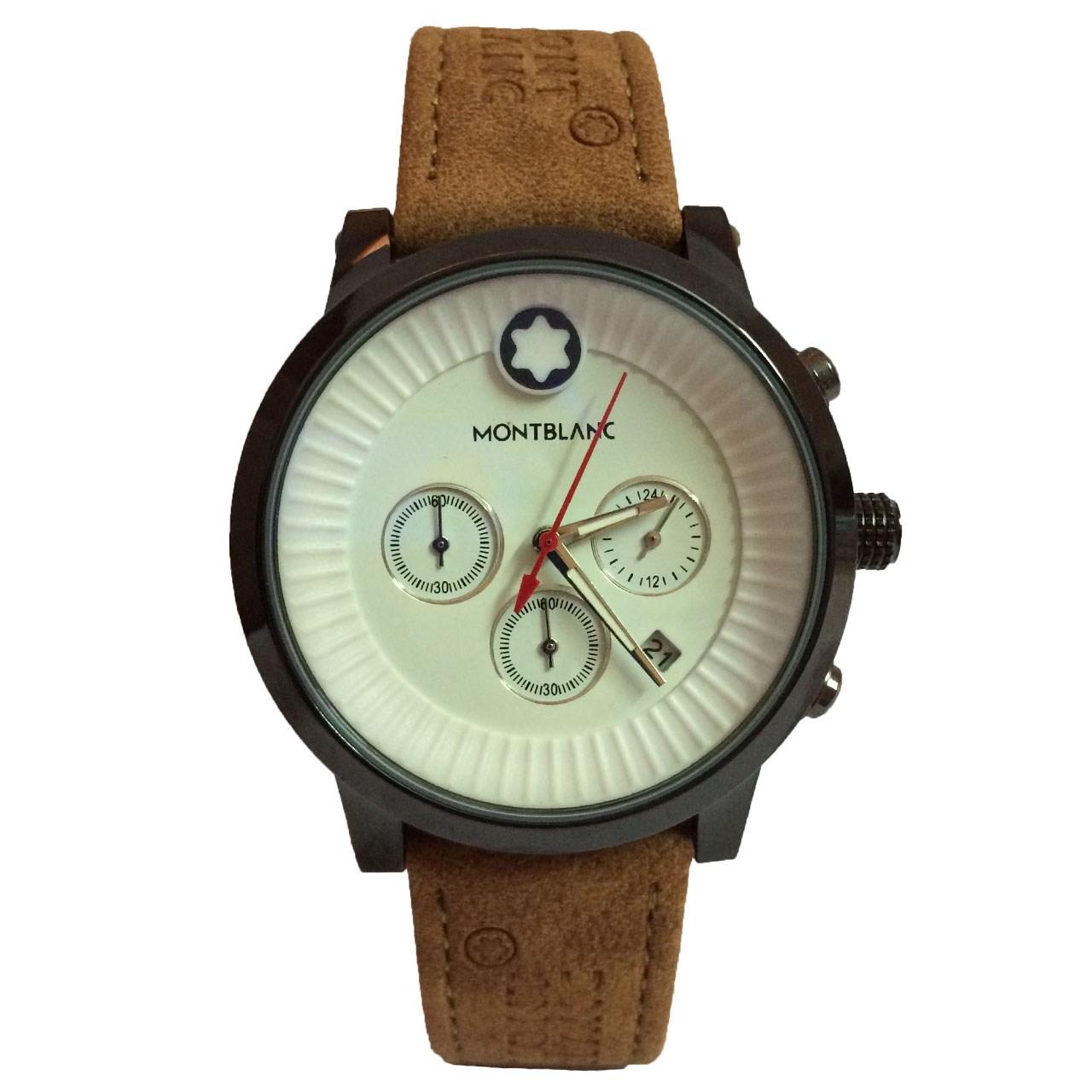 ساعت مچی عقربه ای مردانه مدل G1189