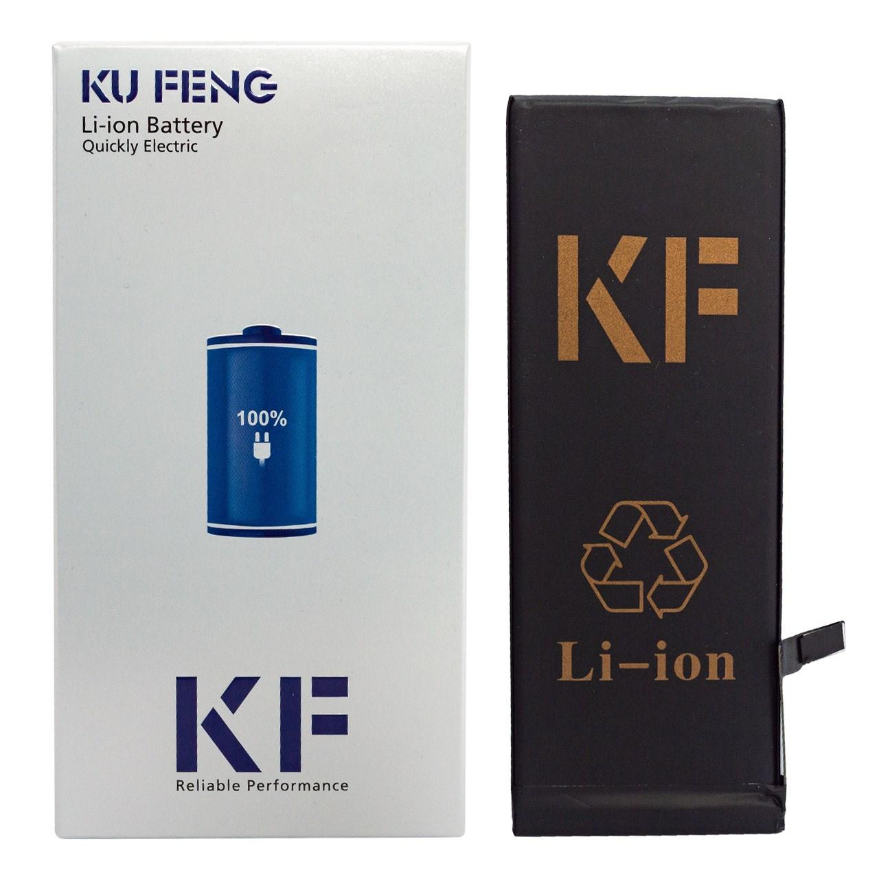 باتری موبایل کافنگ مدل KF-5S با ظرفیت 1560mAh مناسب برای گوشی های موبایل آیفون 5S