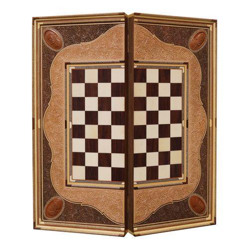 صفحه شطرنج شهریاری مدل TN3970225