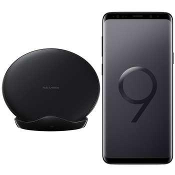 گوشی موبایل سامسونگ مدل Galaxy S9 Plus SM-965FD دو سیم کارت ظرفیت 64 گیگابایت به همراه هدیه | Samsung Galaxy S9 Plus SM-G965FD Dual SIM 64GB Mobile Phone With Gift