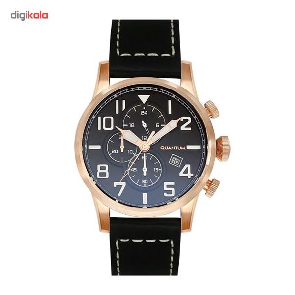خرید ساعت مچی عقربه ای مردانه کوانتوم مدل ADG436.451