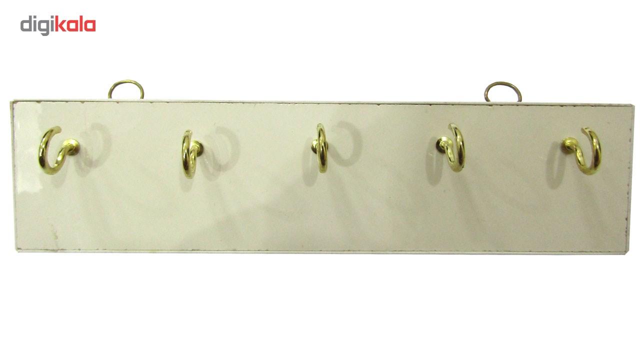خرید                      جا کلیدی مبتکر مدل JKKO281