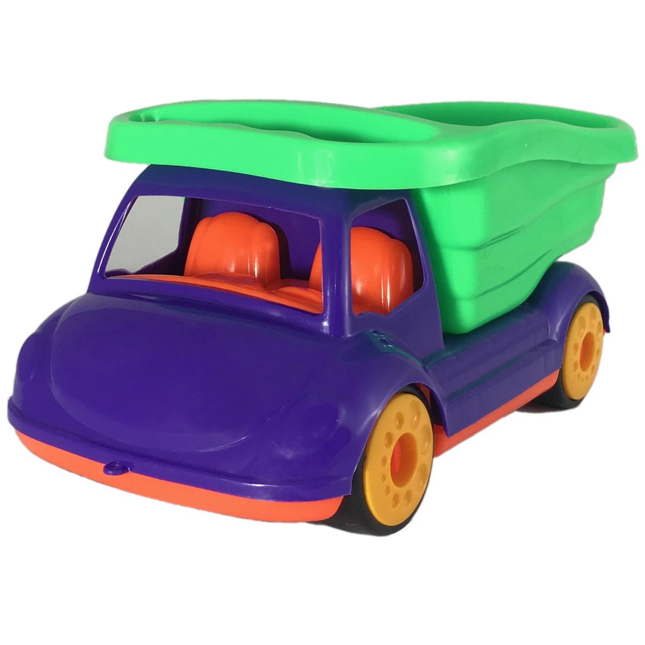 خرید                     ماشین اسباب بازی نشکن مدل 001