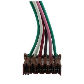 سوکت چراغ خطر عقب پرفکت کد D16 مناسب برای پژو 405