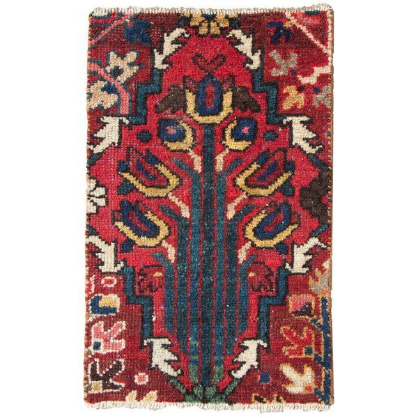 فرش دستباف قدیمی گالری سلام کد 024