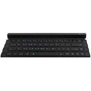 کیبورد بیسیم LG مدل Rolly Keyboard مناسب برای تبلت و گوشی موبایل