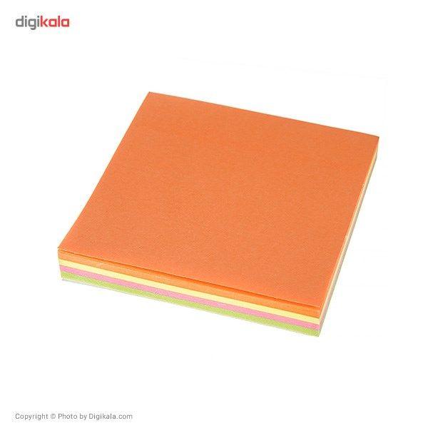 کاغذ یادداشت چسب دار اونر مربعی مدل 47110 main 1 1