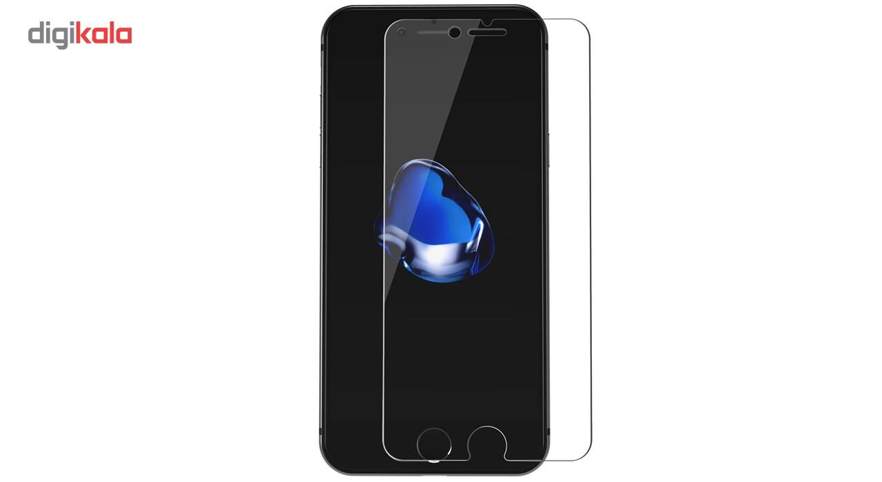 محافظ صفحه نمایش تمپرد لیتو مدل Clear Tempered مناسب برای گوشی اپل آیفون 8/7 main 1 1