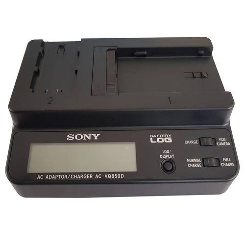 شارژر باتری لیتیومی سونی مدل AC-VQ850D