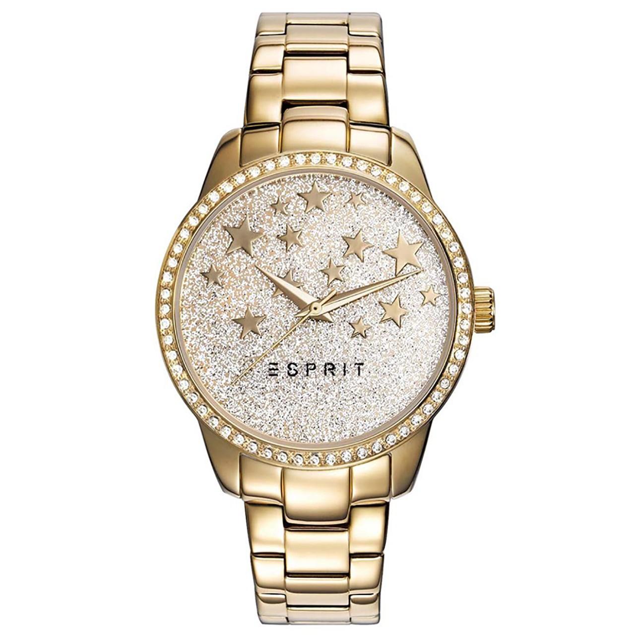 ساعت مچی عقربه ای زنانه اسپریت مدل ES109352002