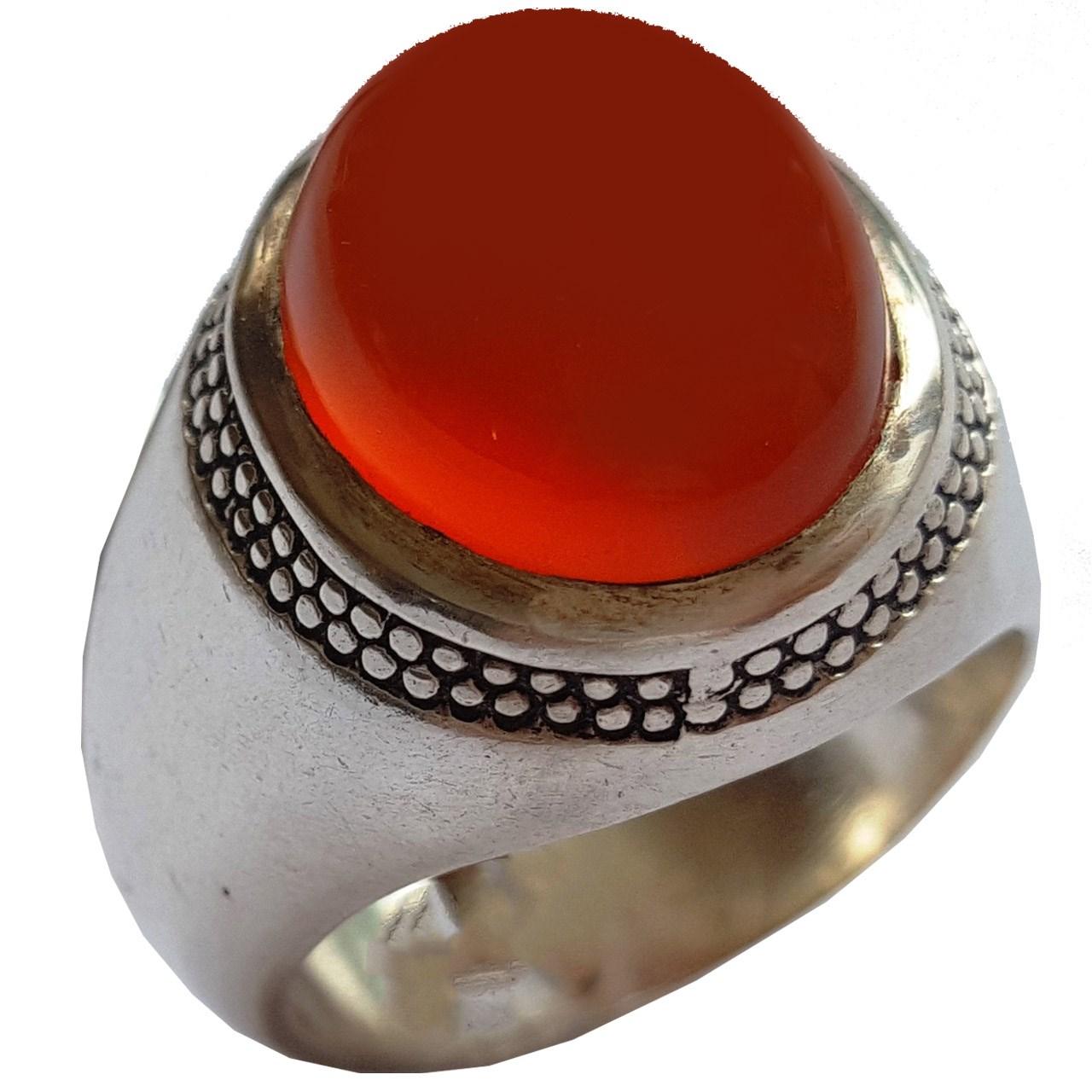 انگشتر نقره جواهرسرا مدل a094jw