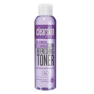 تونر صورت آون مدل Clearskin Blemish Clearing Refreshing Toner حجم 100 میلی لیتر