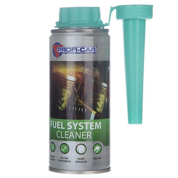 تمیز کننده سیستم سوخت پروفی کار مدل Fuel System Cleaner حجم 250 میلی لیتر