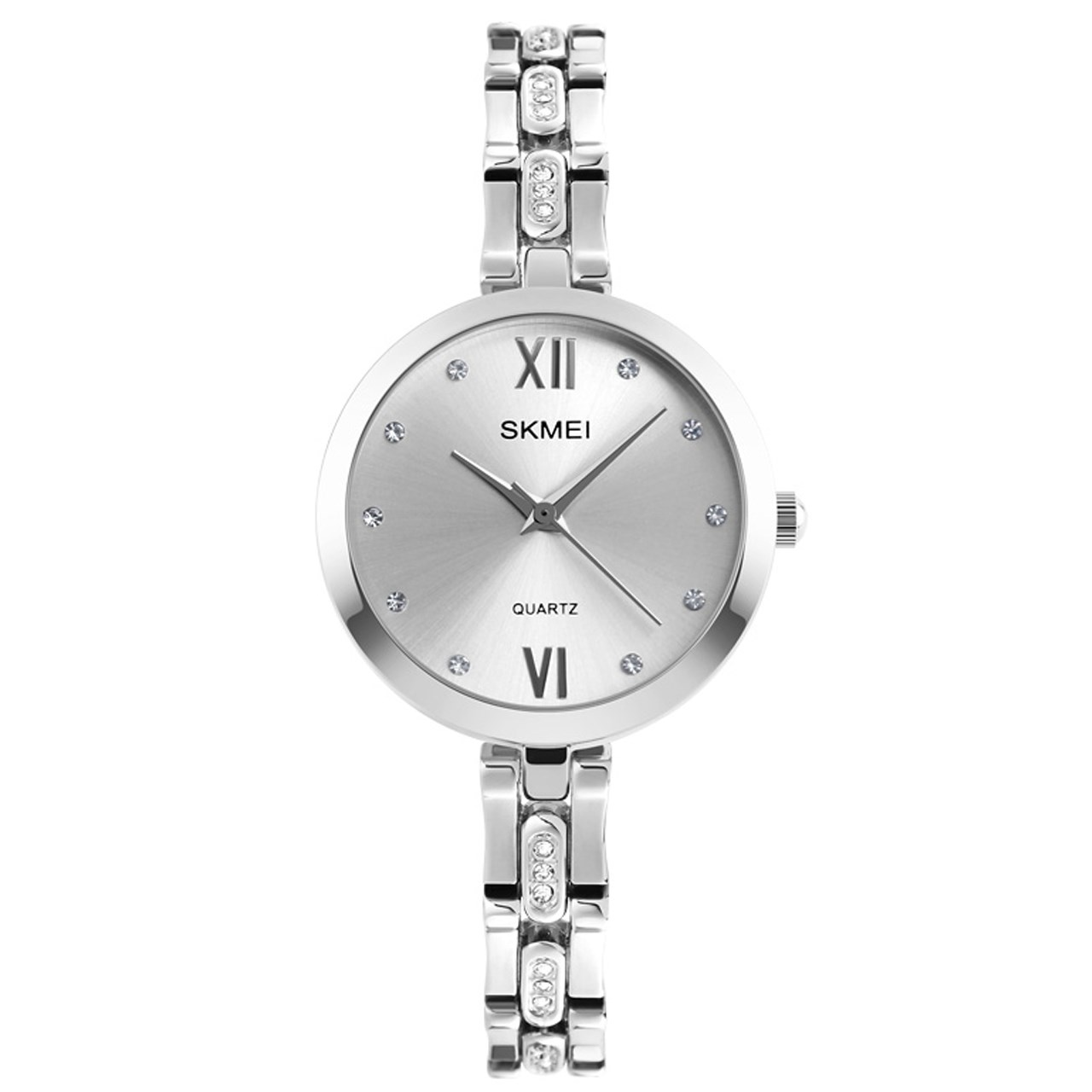 ساعت مچی عقربه ای زنانه اسکمی مدل 1225 کد 02 43