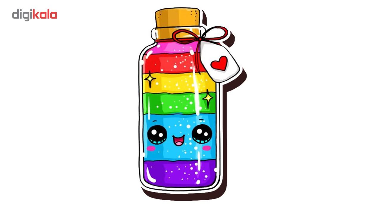 پیکسل  بانیبو مدل Rainbow Glass