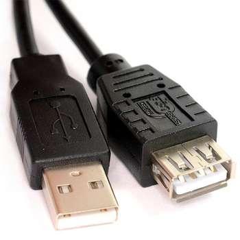 کابل افزایش طول USB طول 3 متر