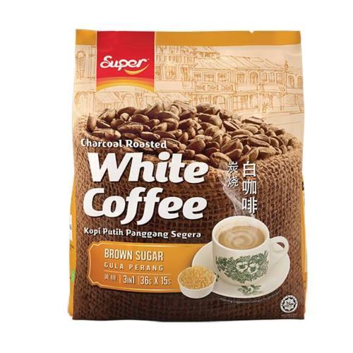 کافی میکس رستد سوپر مدل شکر قهوه ای 3in1