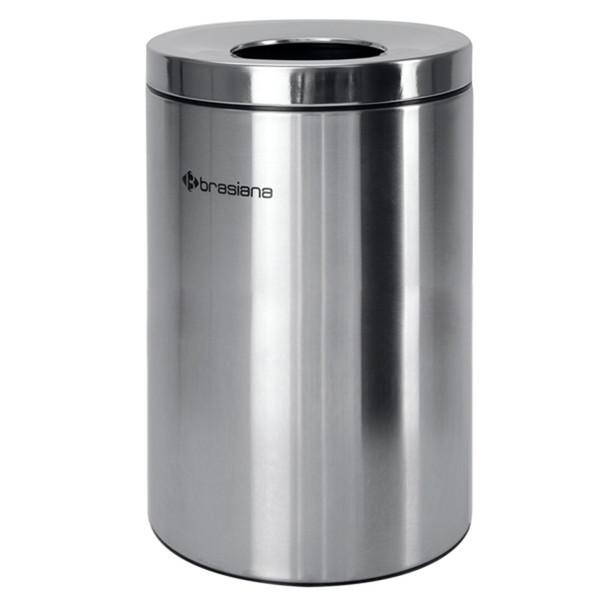 سطل زباله 12 لیتری ساده براسیانا مدل BOB-110