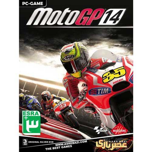 بازی MotoGP 14 مخصوص PC