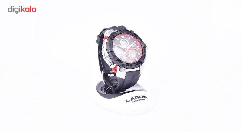 ساعت مچی عقربه ای مردانه لاروس مدل Sa-Lr03