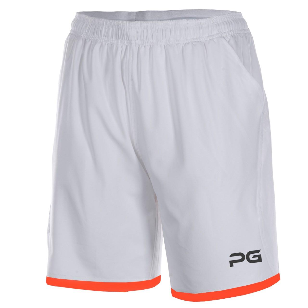 شورت ورزشی مردانه پرگان مدل White 5-2
