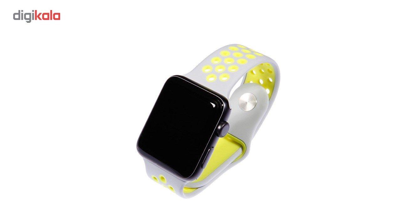 بند سیلیکونی طرح Nike مناسب برای اپل واچ 38 میلی متری main 1 19