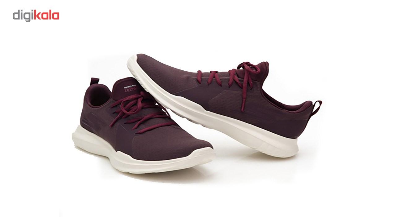 کفش مخصوص پیاده روی زنانه اسکچرز مدلGo Run Mojo