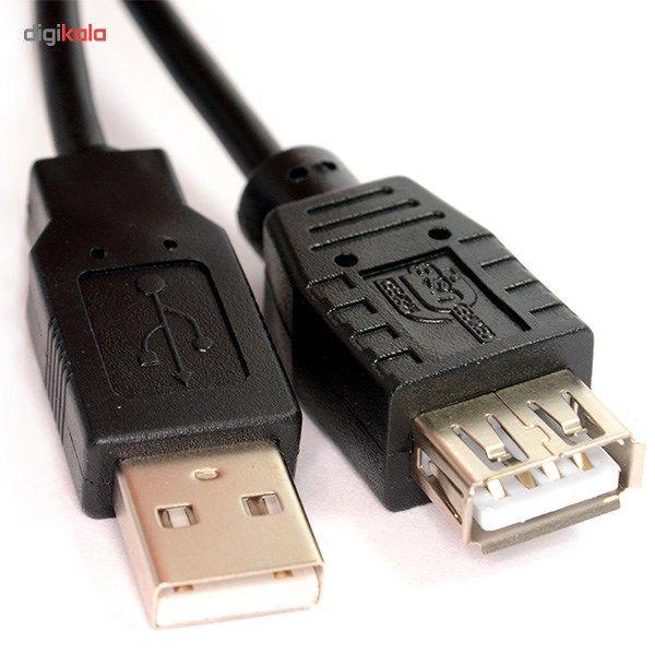 کابل افزایش طول USB طول 3 متر main 1 1