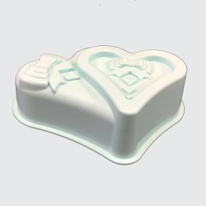قالب پلاستیکی کیک و دسر کیک باکس کد 1064