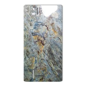 برچسب تزئینی ماهوت مدل Marble-vein-cut Special مناسب برای گوشی  Huawei Ascend P2