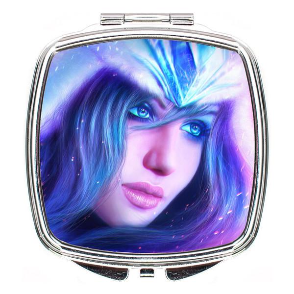 آیینه آرایشی لومانا کد M049