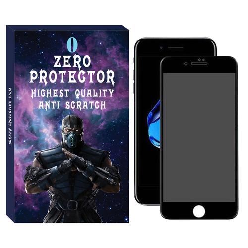 محافظ صفحه نمایش حریم شخصی زیرو مدل PRZ-01 مناسب برای گوشی موبایل اپل IPhone 7 Plus / 8 Plus