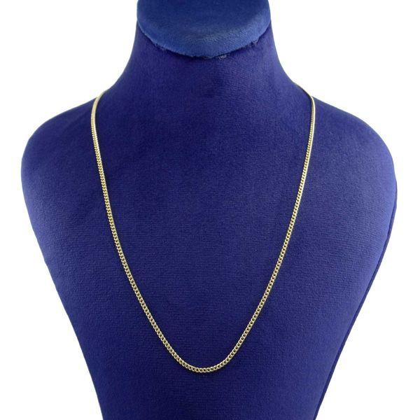 زنجیر طلا 18 عیار زنانه کانیار گالری کد ZK4