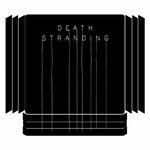 برچسب پلی استیشن ۴ پرو مدل Death stranding