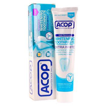 خمیر دندان آکوپ مدل Whitening Toothpaste وزن 90 گرم