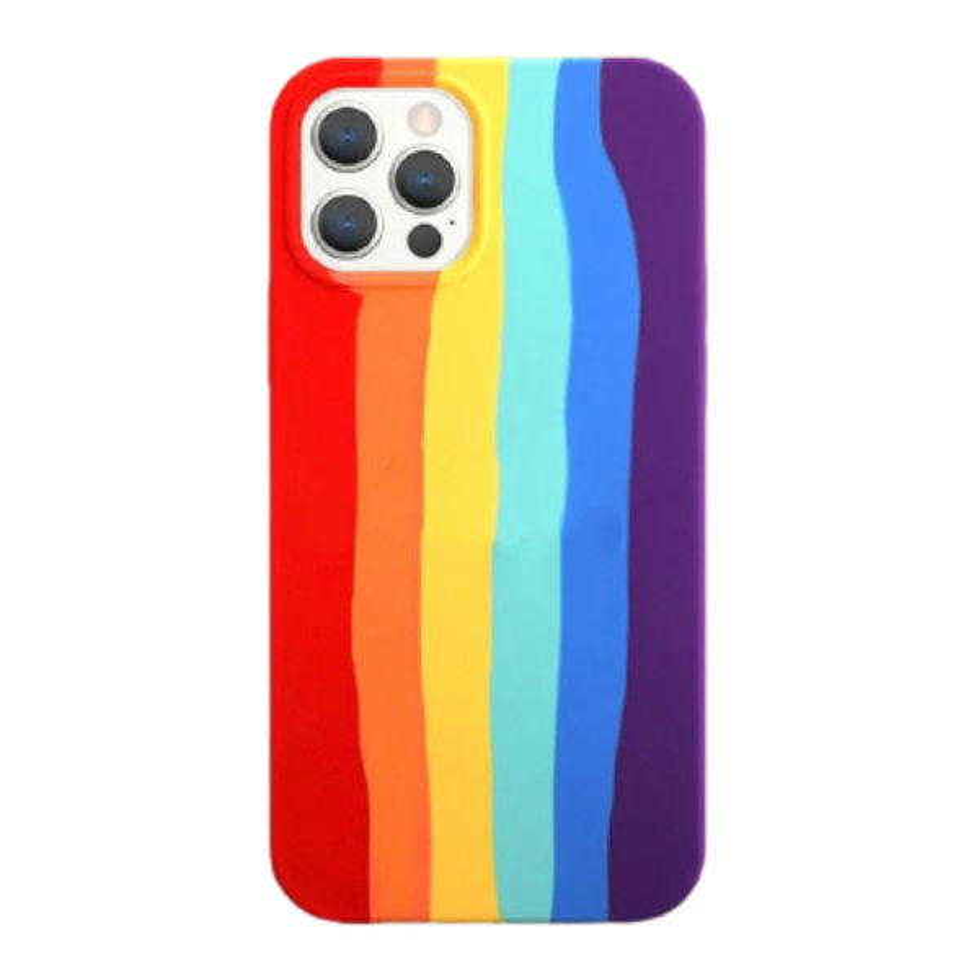 کاور مدل Rainbowمناسب برای گوشی موبایل اپل iPhone 12 Pro Max